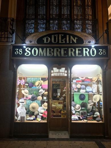 Sombrerería Dulín