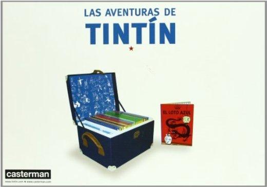 Las aventuras de Tintín - Edición del centenario