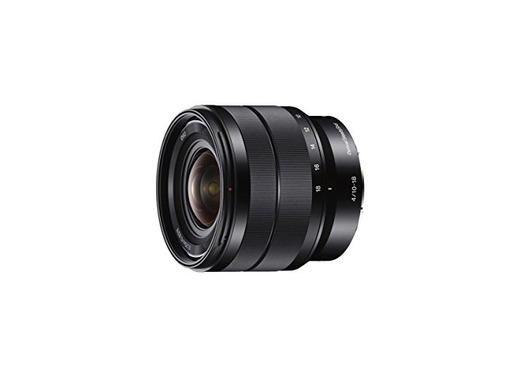 Sony SEL1018.Ae - Objetivo para Sony/Minolta de Distancia Focal 10-18mm