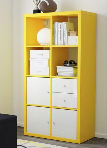 Ikea Kallax–Estantería