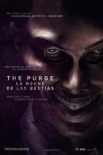 La Purga: La noche de las bestias