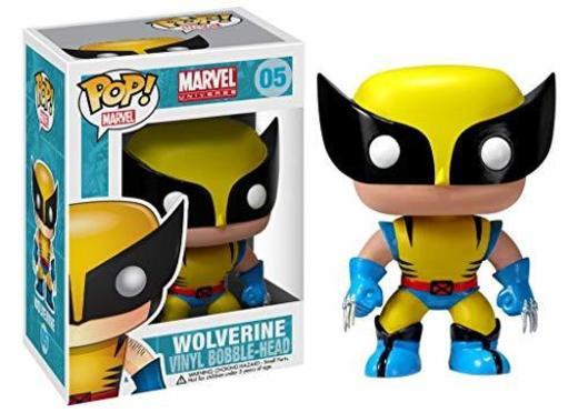 POP! Bobble - Marvel