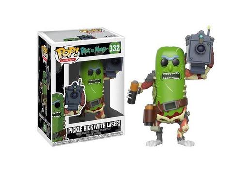 Funko Pop! Rick & Morty