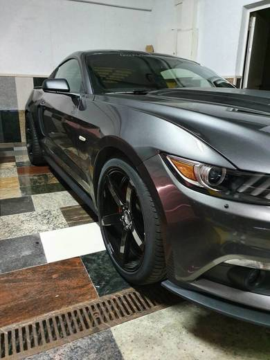 2019 Ford® Mustang Sports Car | The BULLITT is Back! | Ford.com