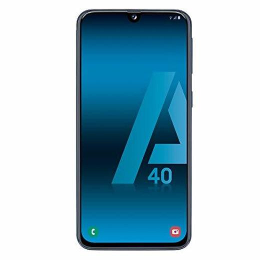 "Samsung Galaxy A40 - Smartphone de 5.9"" FHD+ sAmoled Infinity U Display"