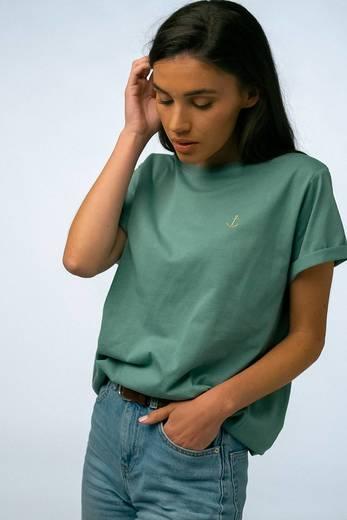 Camiseta verde Ewan