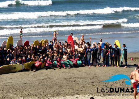 Surfcamp Las Dunas - Escuela de Surf