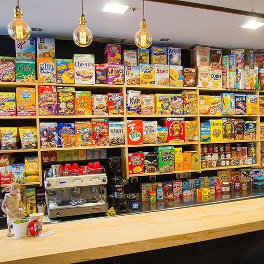 Cereal Hunters Café - Alcalá
