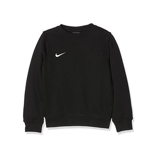Nike Yth Team Club Crew - Sudadera para niño, Negro