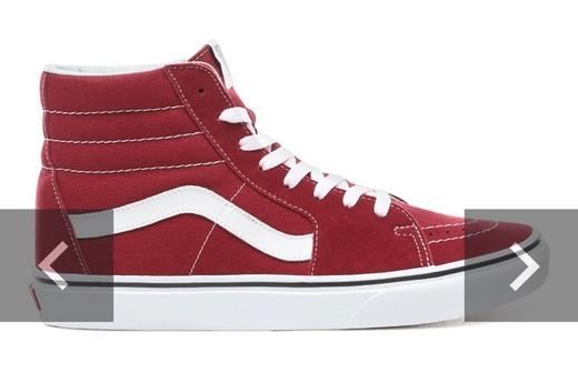 Zapatillas Sk8-Hi | Rojo | Vans