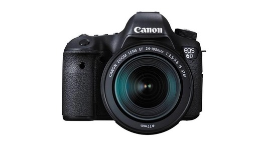 Cámara - Réflex Canon EOS 6D Mark II Body, 26.2 MP, Full HD, 4K ...
