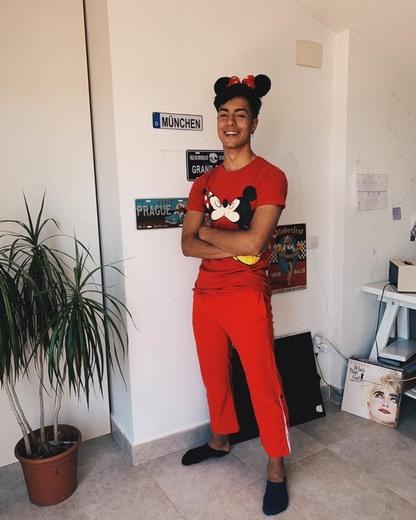 Camiseta Mickey 😍
