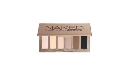 Paleta Naked Basics, Urban Decay