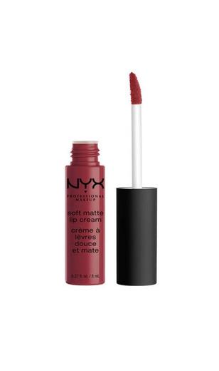 Soft matte lip cream-Nyx