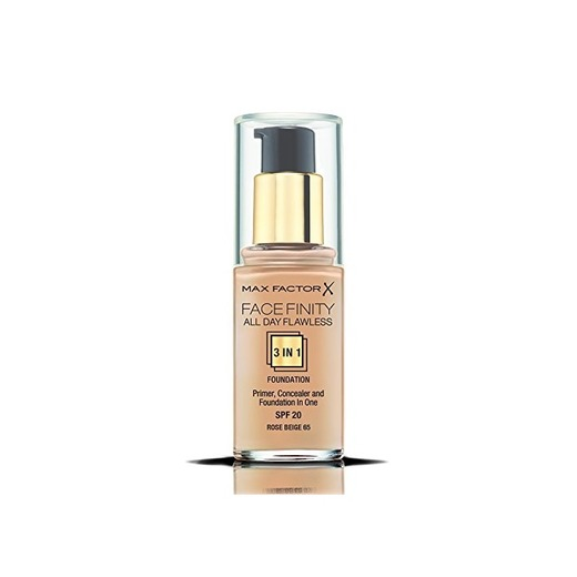 Base de maquillaje Face Finity, de Max Factor