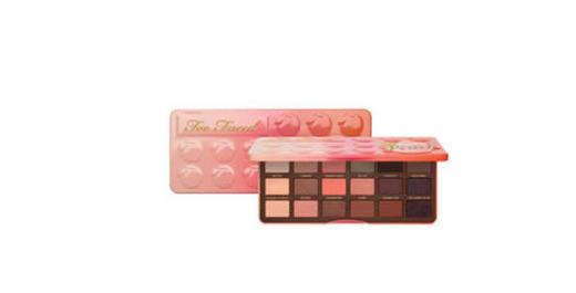 Paleta de sombra de ojos Sweet Peach, de Too Faced
