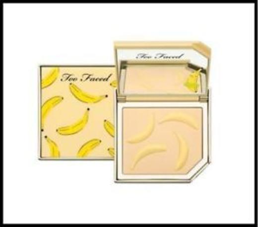 It's bananas brightening polvos fijadores-Too Faced