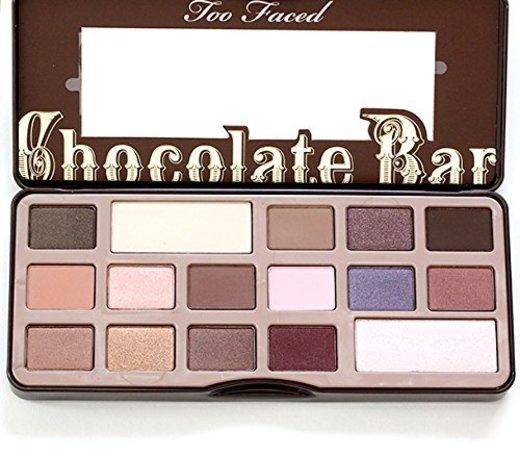 Chocolate Bar Paleta de sombras de ojos, de Too Faced