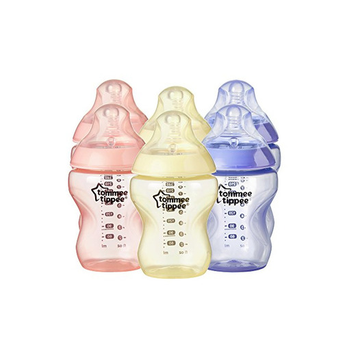 Tommee Tippee Closer to Nature Color My World 260 ml/9 fl oz