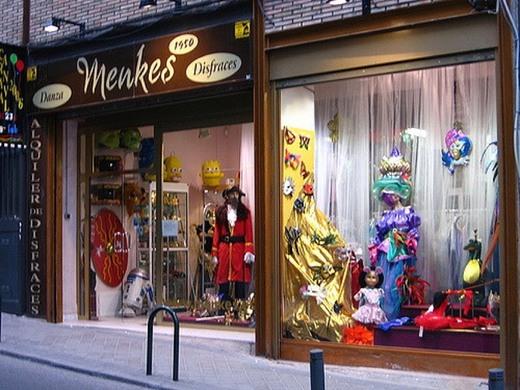 Menkes Madrid