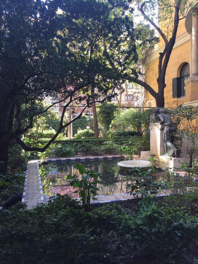 Jardín de la Casa Museo Sorolla