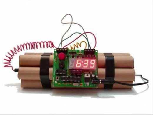 Explosión de bomba cronometrada - Efectos de Sonido - YouTube