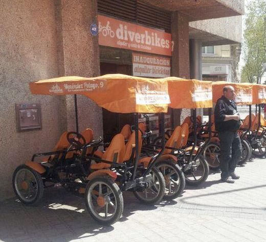 Tarifas - Diverbikes. Alquiler y venta de Bicicletas, karts y hinchables ...