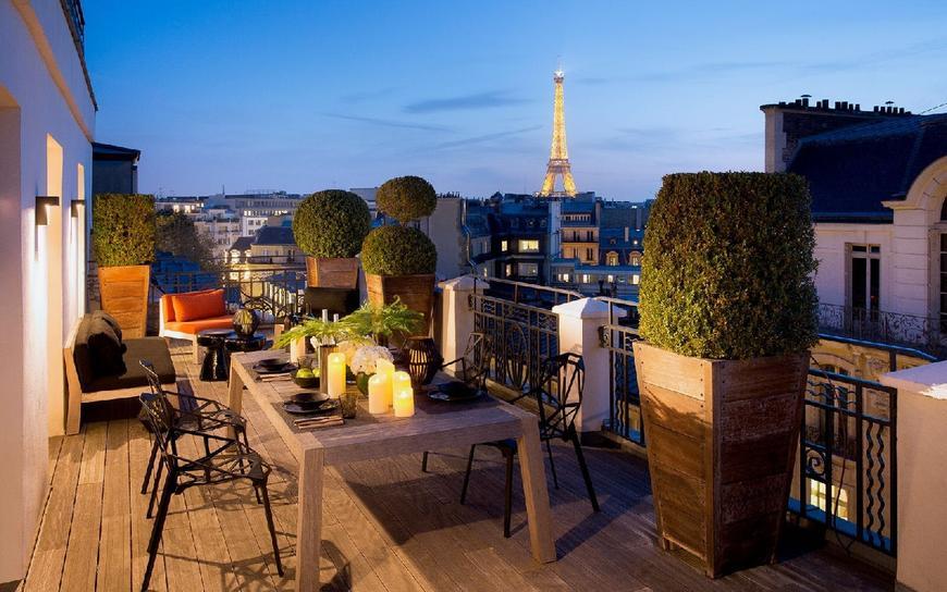 Hôtel Marignan Champs-Elysées - Hotel 5 étoiles Paris 8