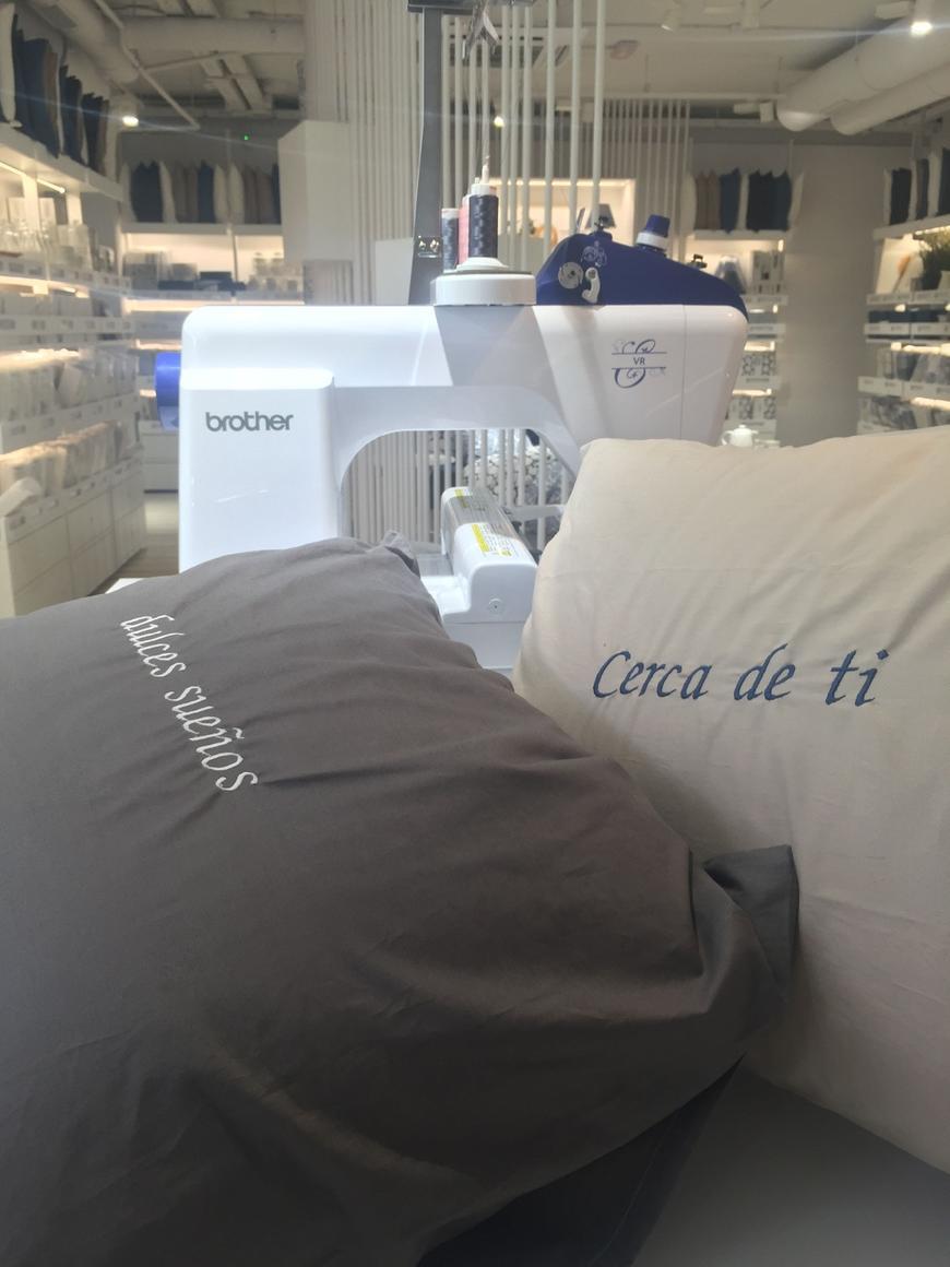 IKEA Serrano Temporary Dormitorios