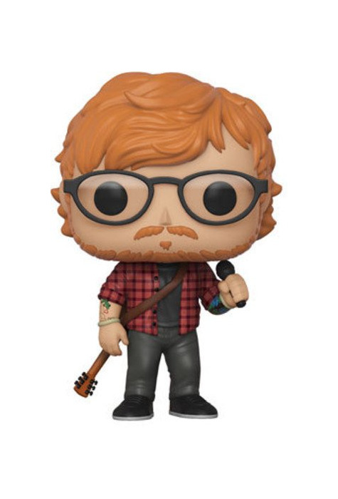 Funko POP! Ed Sheeran Figura de vinilo
