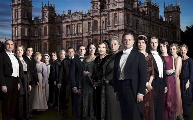 Teaser Downton Abbey