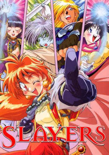 Slayers: Reena y Gaudy