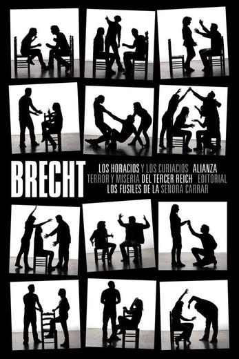 'Terror y miseria del Tercer Reich' Bertolt Brecht