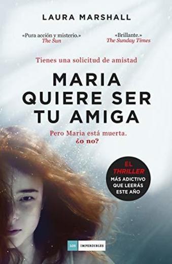 Maria quiere ser tu amiga