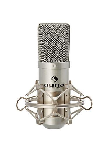 Auna HK-Mic-900-S - Micrófono de condensador