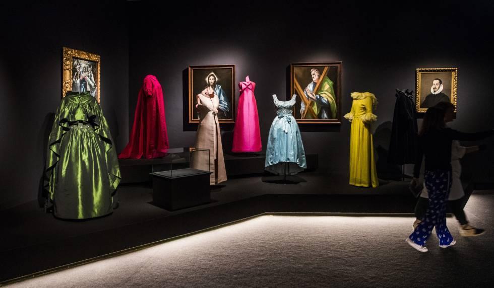 Exposición - Balenciaga y la pintura española | Museo Nacional ...