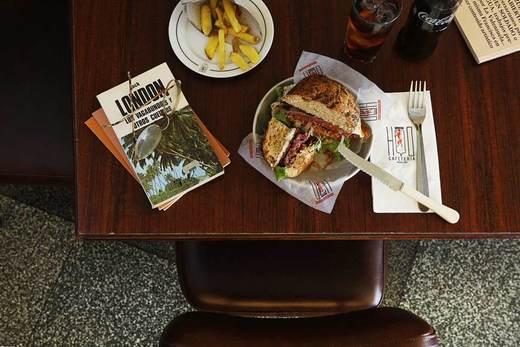 Cafetería HD