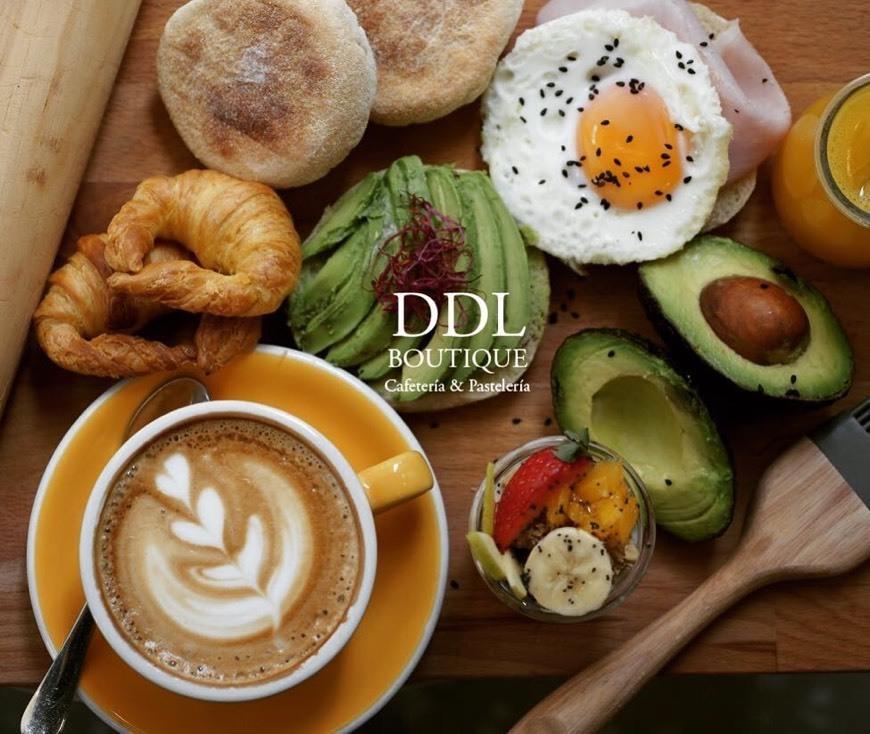 Dulce de Leche BOUTIQUE Café Pastelería