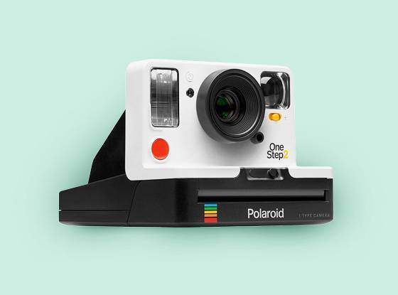 Sorteo Cámara Polaroid