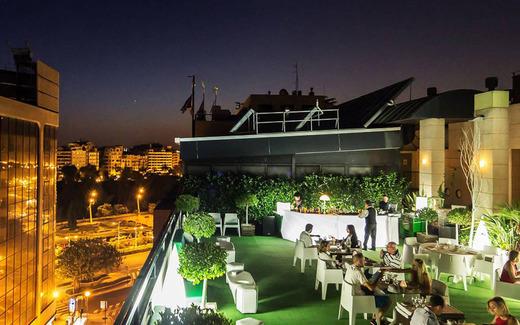 hotel sh palace valencia
