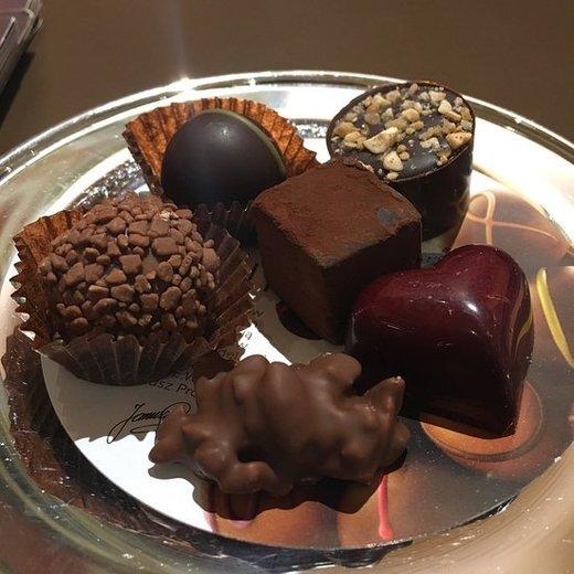 Chocolate Cafe E.Wedel