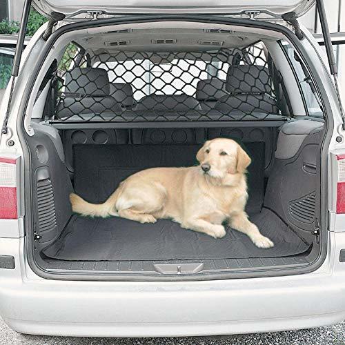 Barrera de aislamiento de coche para mascotas