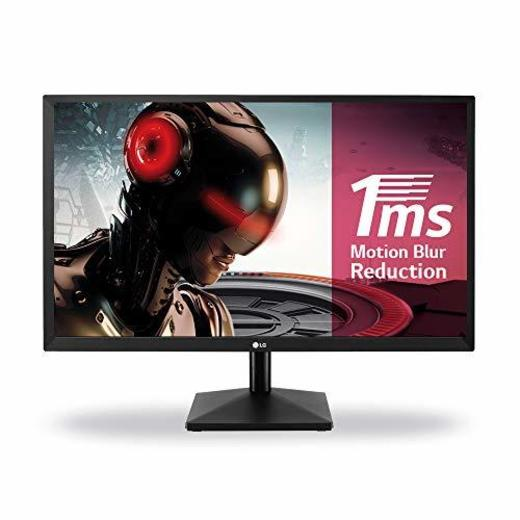 LG 24MK400H-B - Monitor Gaming FHD de 59,8 cm