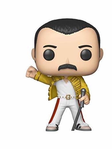 Funko 33732 Pop Vinyl: Rocks: Queen: Freddie Mercury
