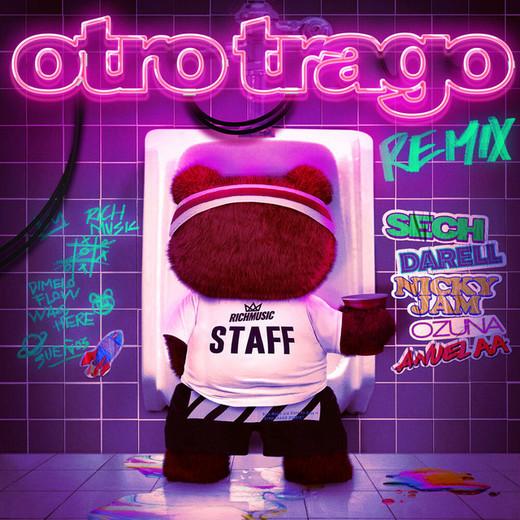 Otro trago - Remix