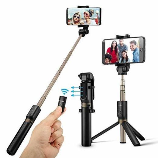 Palo Selfie Trípode con Control Remoto para iPhone 6 6s 7 7plus