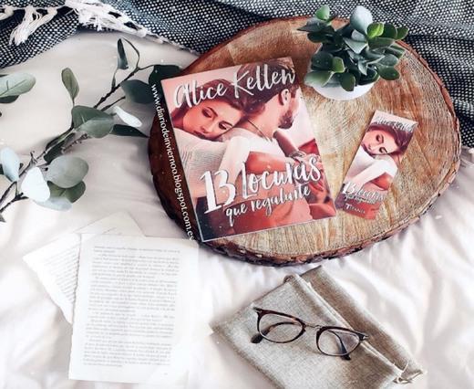 Reseña: 13 Locuras que regalarte de Alice Kellen