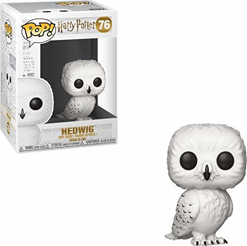 Funko Pop Vinilo Harry Potter S5, Hedwig, Multicolor