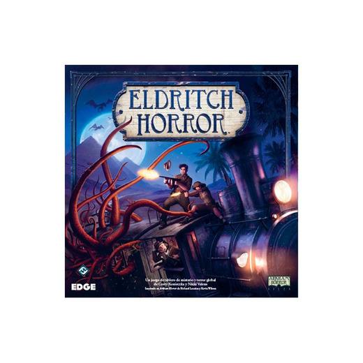 Eldritch Horror - Juego de Mesa