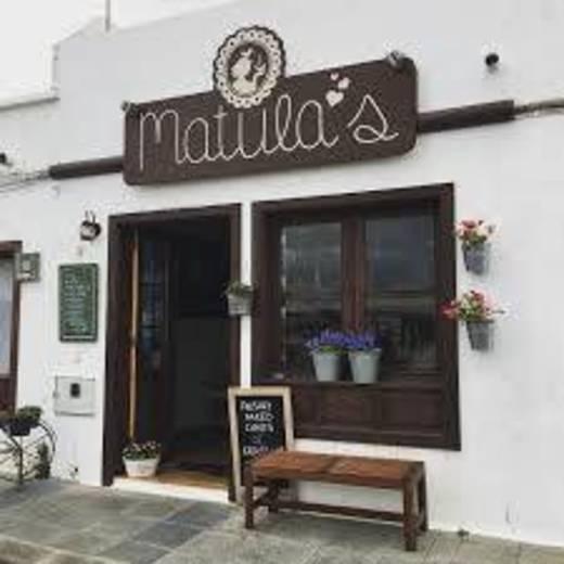 Matula's Bakery